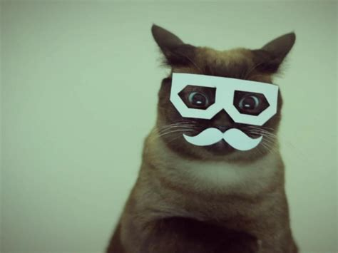 with a mustache photo challenges for instagram