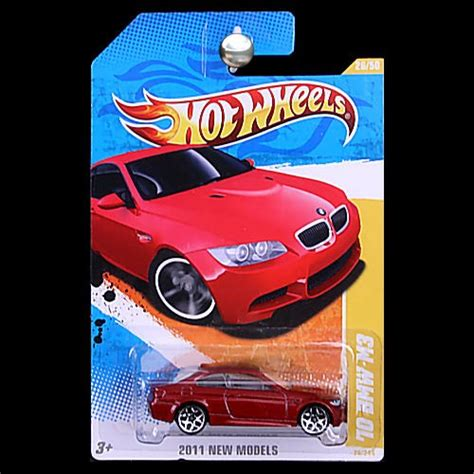 Hotwheels Bmw E36 M3 Race C 443 wheels 2011 new models 10 bmw m3 coupe carminiatures