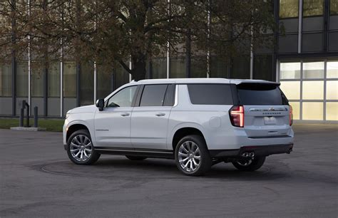 chevrolet suburban preview pricing release date