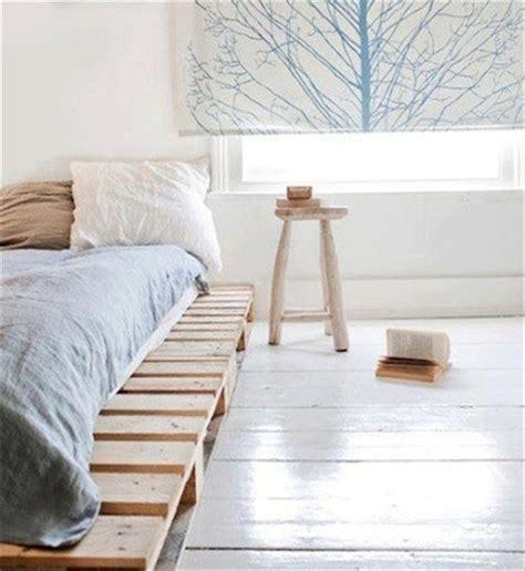 Pallet Platform Bed Wooden Pallet Platform Bed For New Bedroom 101 Pallets