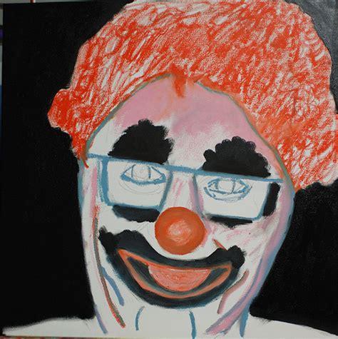 aaron lee art yeppoon bobo the clown