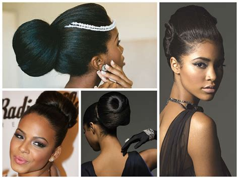 popular wedding hairstyle ideas for black women hair