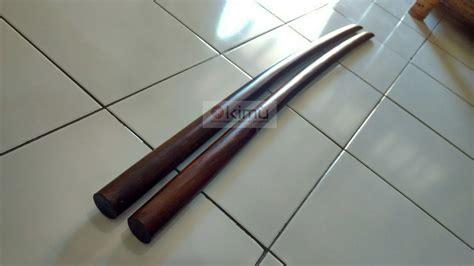 Harga Clear Doff jual kimu collections bokken atau pedang kayu sonokeling