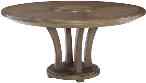 Weathered Dining Table Park Studio Weathered Taupe 62 Quot Dining Table From American Drew 488 702r Coleman Furniture