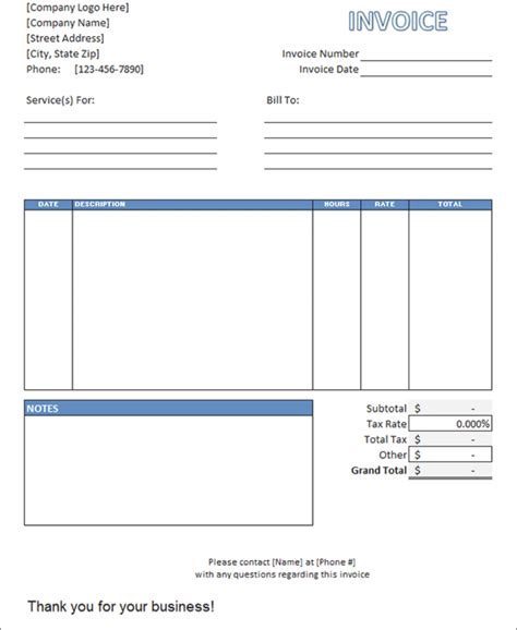 labor invoice template free 28 images invoice template