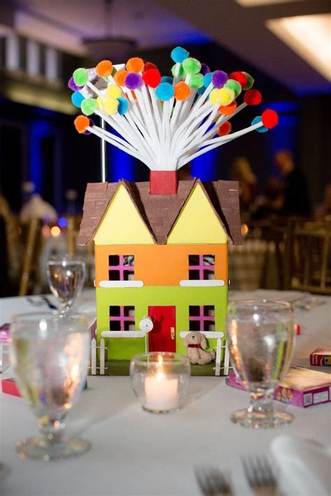 25 best ideas about disney centerpieces on