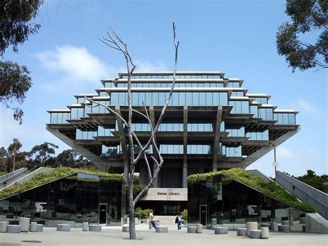 famous california architects geisel library wikipedia