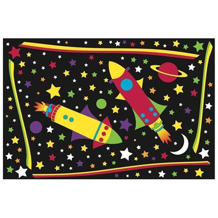 outer space area rug walmart