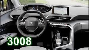 Peugeot Interior 2017 Peugeot 3008 Interior