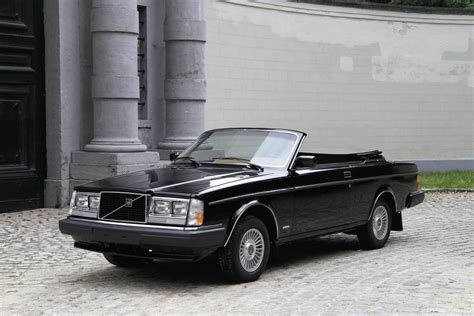 volvo 262 c volvo remembers its 262c bertone coupe on its 40th anniversary
