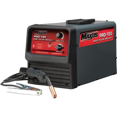lincoln pro mig 180 parts product maxus pro 180 mig flux welder kit 230 volt