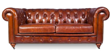 Canape Chesterfield Vintage 1205 by Canape Chesterfield Vintage The Chesterfield Sofa A
