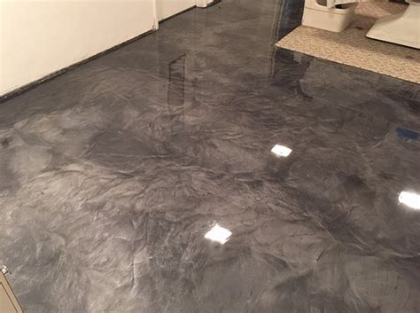 Decorating Concrete Floors by Epoxy Flooring Concrete Coatings Sealing Findlay Fostoria Oh