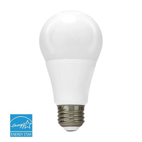 Led Light Bulbs 60w Equivalent Cree Connected 60w Equivalent Daylight A19 Dimmable Led Light Bulb Ba19 08050omf 12ce26 1c100