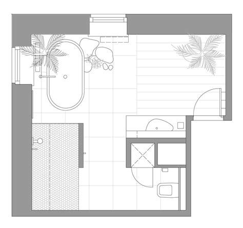 Bathroom Floor Plans Ideas by An In Depth Look At 8 Luxury Bathrooms