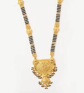 9 latest 1 gram gold mangalsutra designs 2018   styles at life