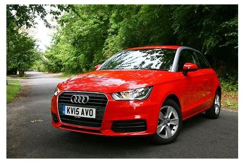 best pcp deals on audi a1
