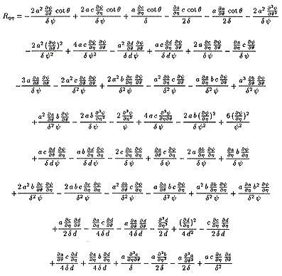 cadenas de markov finitas e infinitas opiniones de ecuaciones de einstein