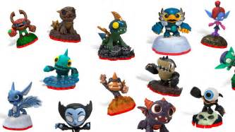 skylanders trap team mini characters figures