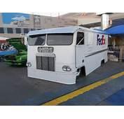 Custom Step Van  Vans Pinterest