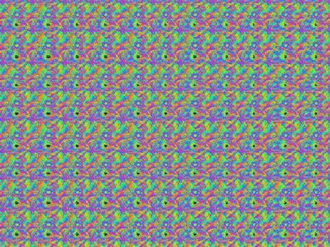 magic eye pattern how do magic eye pictures work mental floss