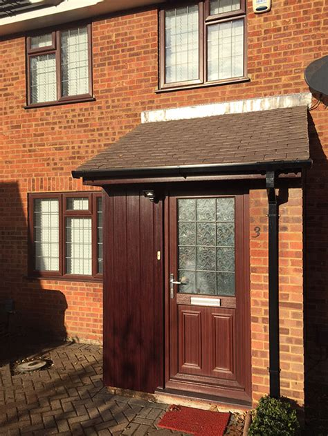 porch roof replacement  borehamwood hertfordshire