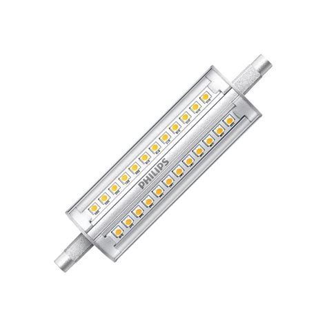 Led Philips 14w led le r7s philips corepro 118mm 14w ledkia deutschland