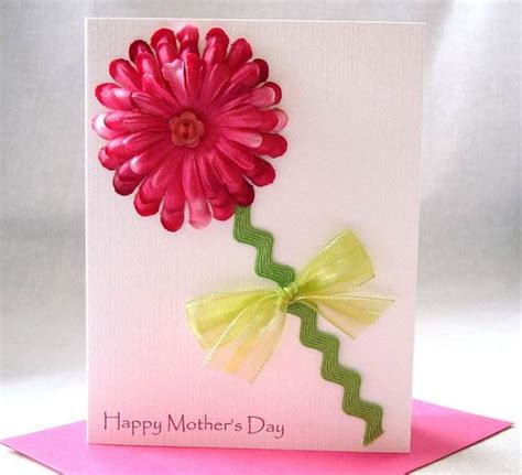 Handmade Mothers Day Cards Ideas - birthday card ideas gangcraft net