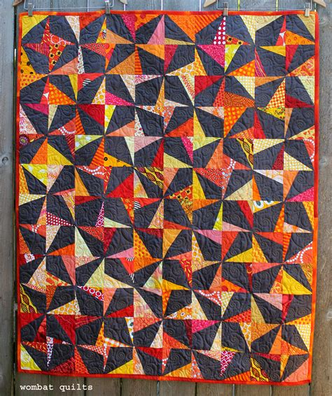 Modern Quilts by Modern Scrap Quilt Wombat Quilts