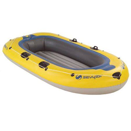 inflatable boat walmart sevylor 5 person caravelle inflatable bo walmart