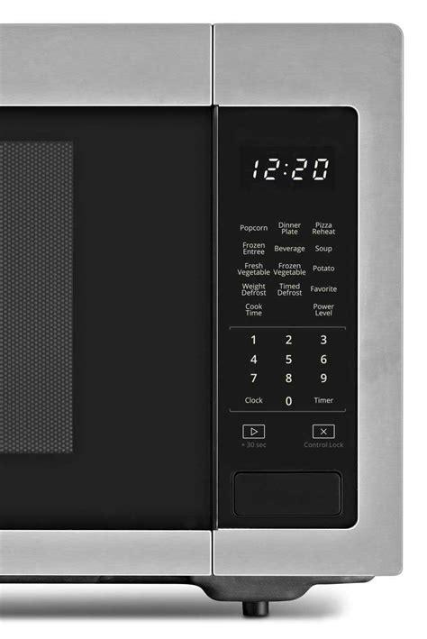 Whirlpool 1.6 Cu. Ft. Countertop Microwave   WMC30516HZ