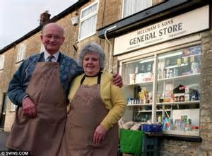shopkeeper  inspired ronnie barkers arkwright