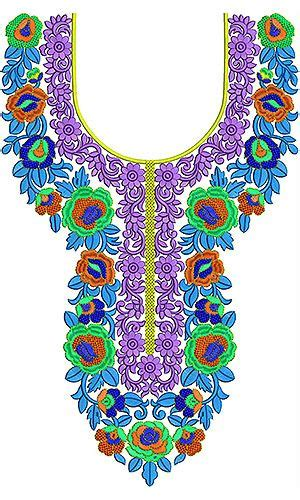 embdesigntube latest a z neck embroidery designs pin by fa so on stickerei pinterest