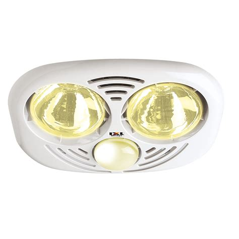 Ixl Tastic Mirage 3 In 1 Bathroom Heat Vent Light Bathroom Heater Lights