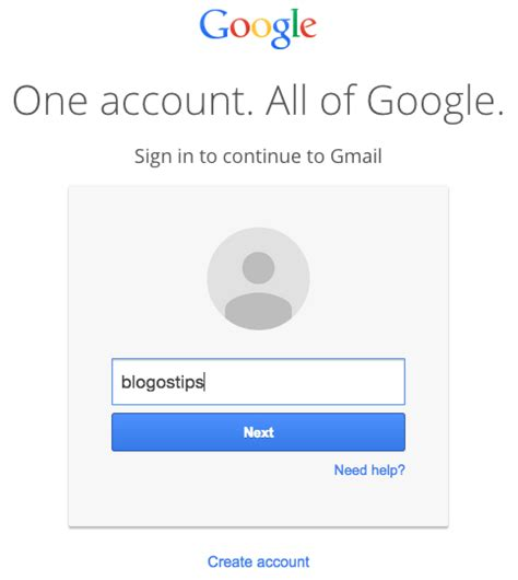 google gmail email account login page new gmail login page