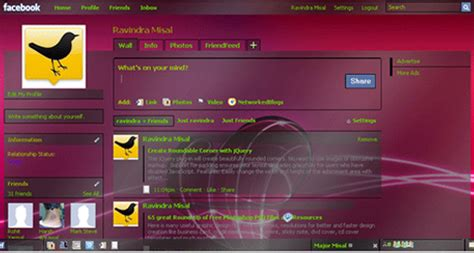 facebook themes love 20 coolest facebook themes ever web3mantra
