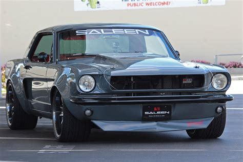 custom classic mustang ebay find saleen inspired custom wide 1965 mustang