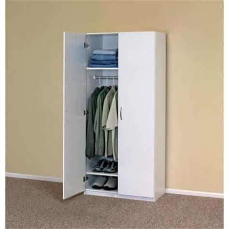 ClosetMaid 30 in. 2 Door Wardrobe Cabinet   Wardrobes