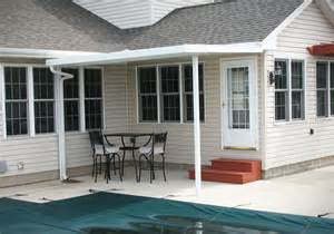 aluminum awnings northrop awning company