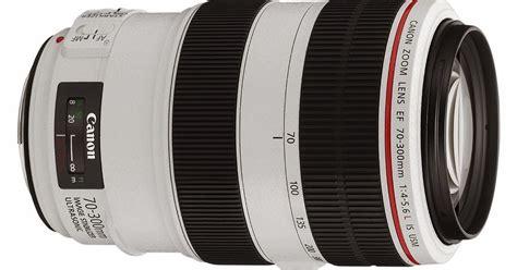 Lensa Canon 70 300 Is Usm harga dan spesifikasi lensa canon ef 70 300mm f 4 5 6l is