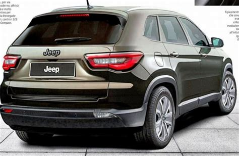 Jeep C India Bound Jeep C Suv To Be Unveiled This Month