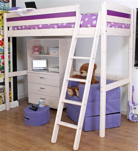 Thuka High Sleeper Beds by Thuka Trendy High Sleeper Bed E The Home And Office Stores