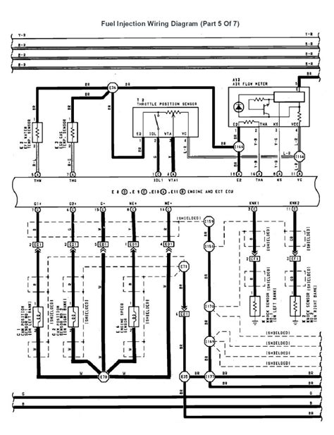 3uz fe ecu pinout wiring diagrams wiring diagrams