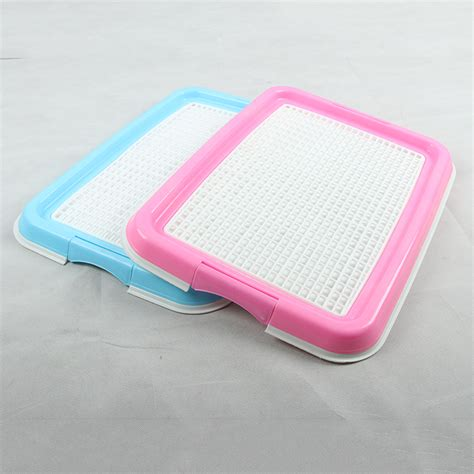 Potty Mats by New Indoor Puppy Pet House Potty Pad Mat