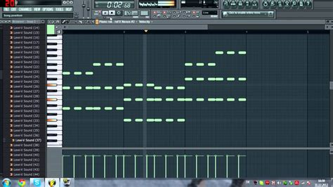 house music melody fl studio tutorial how to make a house melody dj antoine style youtube