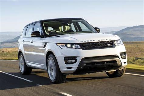 Opulent Definition 2014 Range Rover Sport Vs 2014 Range Rover What S The
