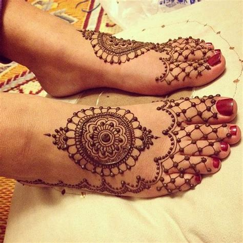 Henna Tattoo In Leeds | stunning feet henna by leeds mehndi instagram