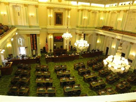 california house of representatives senate picture of california state capitol museum sacramento tripadvisor