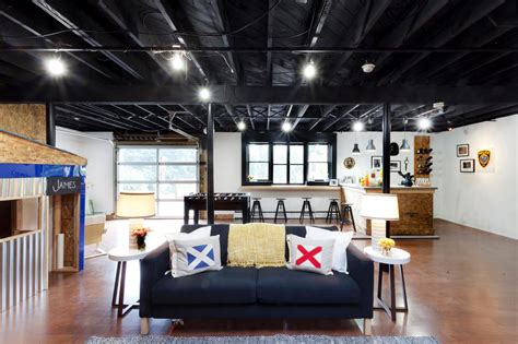 Industrial Ceiling Paint by Photos Hgtv