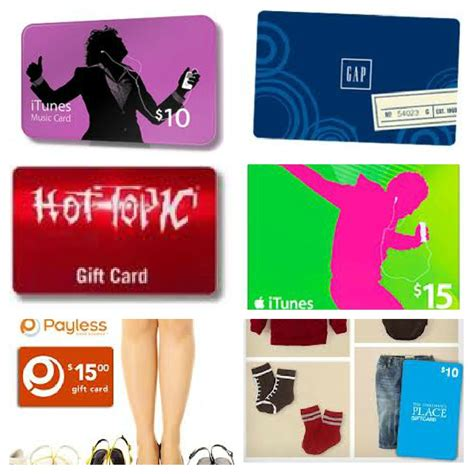 Hot Topic Gift Card Walmart - 50 off gift cards hot topic children s place gap more super coupon lady